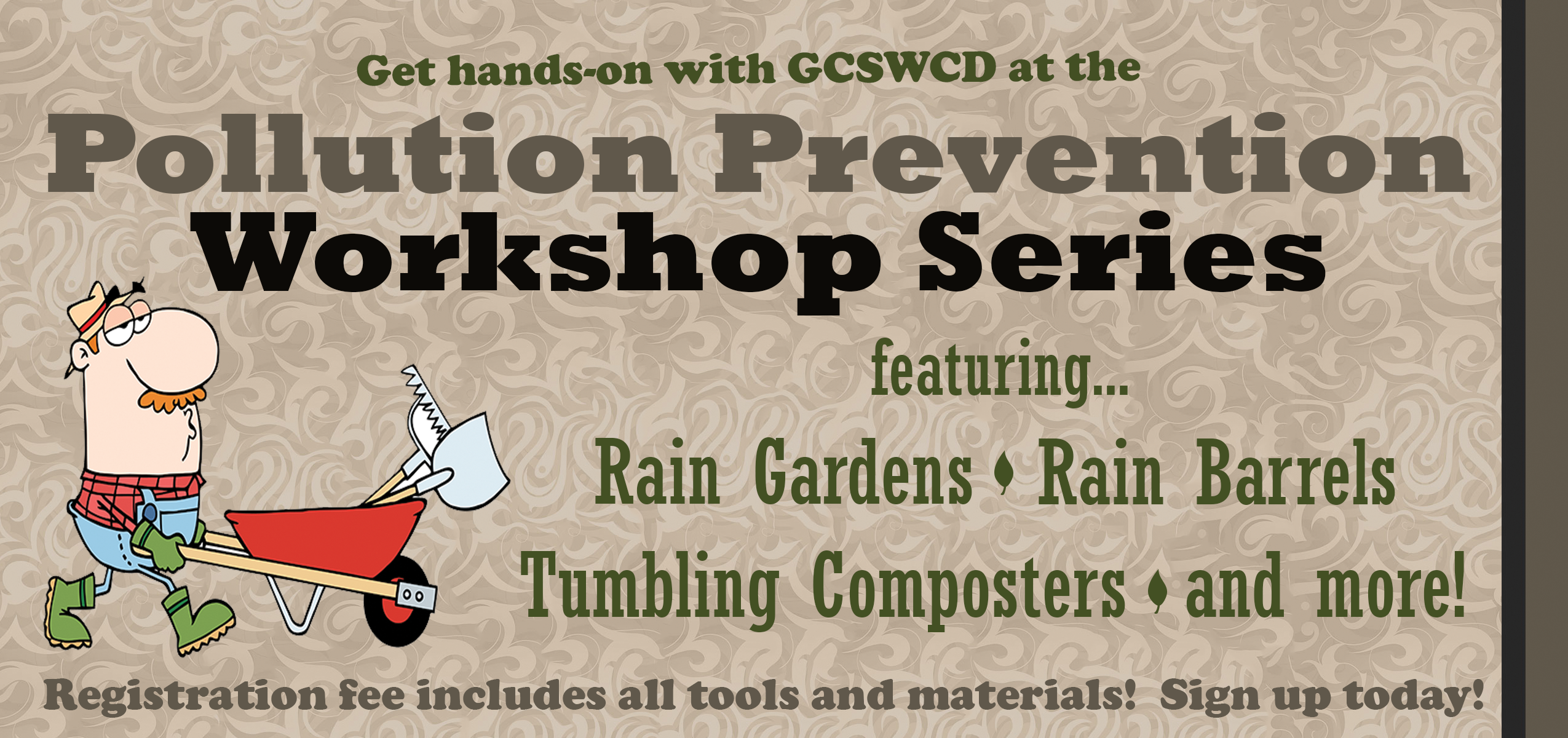 Pollution Prevention Workshop Series