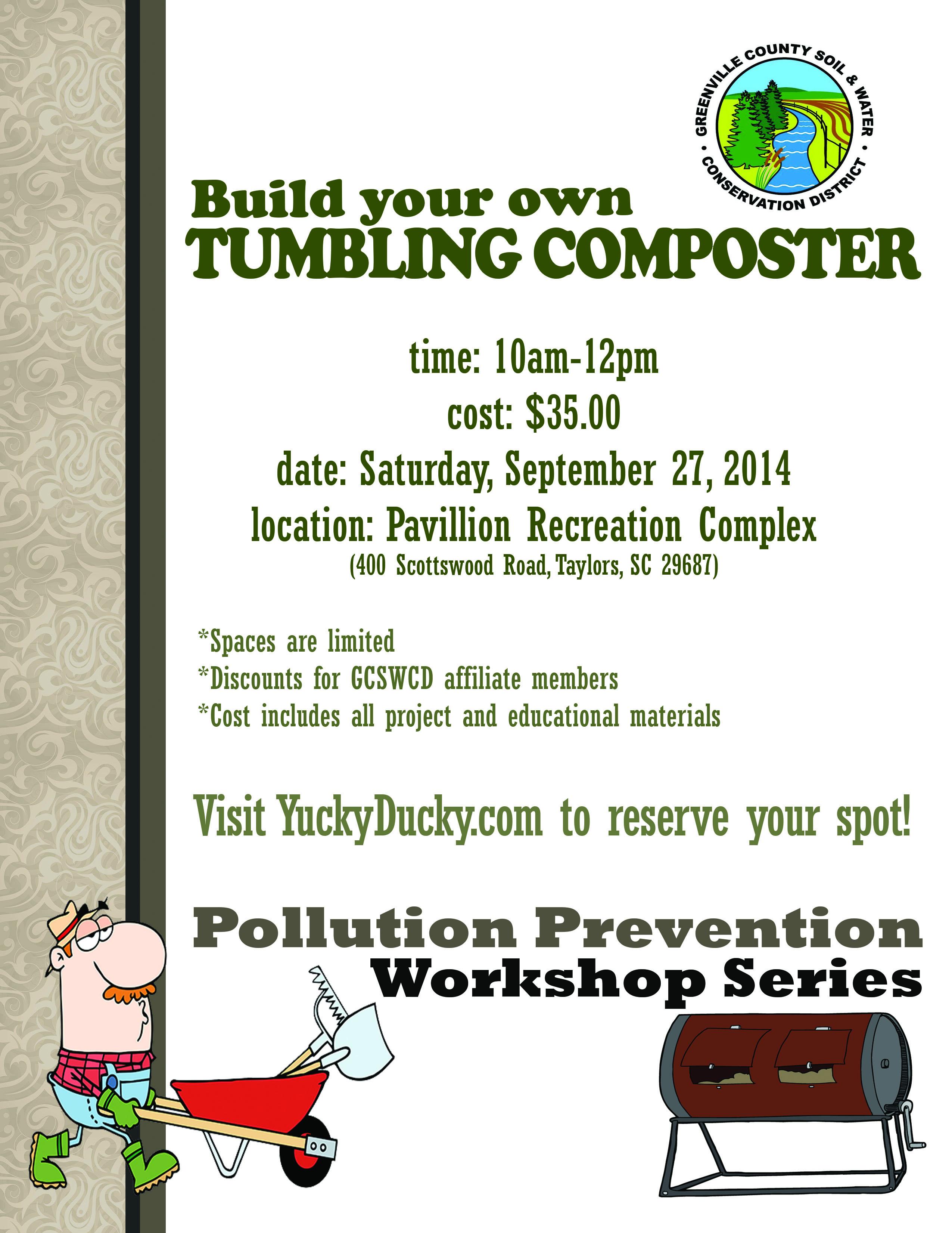 Compost Workshop Sep 27