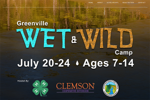 Greenville Wet & Wild Camp