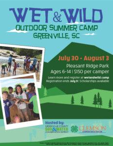 2018 Wet & Wild Camp!